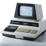 Commodore PET 2001, 1977 (Fotos:T. Hartmann-Universitätsbibliothek Mainz)
