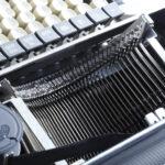 Triumph-Schreibmaschine Matura 500 (Fotos:T. Hartmann-Universitätsbibliothek Mainz)