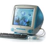 iMac G3, 2000 (Fotos:T. Hartmann-Universitätsbibliothek Mainz)
