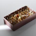Schachtel mit Ampullen (Foto: Thomas Hartmann, Universitätsbibliothek Mainz)