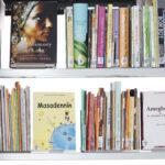 Der kleine Prinz und andere Werke in den Sprachen Afrikas (Foto: Thomas Hartmann, Universitätsbibliothek Mainz)