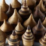 Deckelkörbe, Ruanda (Foto: Thomas Hartmann, Universitätsbibliothek Mainz)