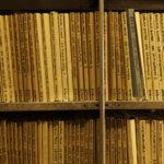 Manuskripte des Rotbuch Verlags im Mainzer Verlagsarchiv (Foto: Thomas Hartmann, Universitätsbibliothek Mainz)