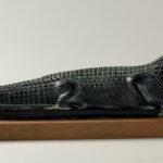 Falkenköpfiges Krokodil (Foto: Arbeitsbereich Digitale Dokumentation)