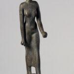 Statuette der Göttin Neith (Foto: Arbeitsbereich Digitale Dokumentation)