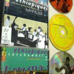 CDs mit äthiopischer Musik (Foto: Hauke Dorsch, Archiv für die Musik Afrikas)