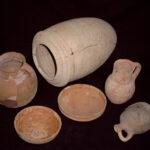 Eisenzeitliche Keramik aus Palästina (Foto: Wolfgang Zwickel, Biblisch-Archäologische Sammlung)