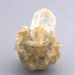 Gipskristalle (Foto: Tobias Häger, Institut für Geowissenschaften)