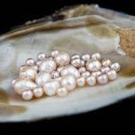 Perlen (Foto: Institut für Geowissenschaften)