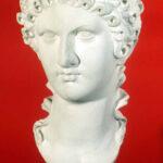 Porträt der Kaiserin Agrippina Minor (Foto: Angelika Schurzig, Institut für Altertumswissenschaften)