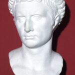 Porträt des Augustus (Foto: Angelika Schurzig, Institut für Altertumswissenschaften)