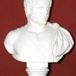 Porträt des Caracalla (Foto: Angelika Schurzig, Institut für Altertumswissenschaften)
