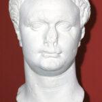 Porträt des Domitian (Foto: Angelika Schurzig, Institut für Altertumswissenschaften)