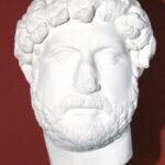 Porträt des Hadrian (Foto: Angelika Schurzig, Institut für Altertumswissenschaften)