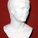 Porträt des Tiberius (Foto: Angelika Schurzig, Institut für Altertumswissenschaften)