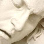 Kopfdetail des sogenannten Barberinischen Faun (Foto: Angelika Schurzig, Institut für Altertumswissenschaften)