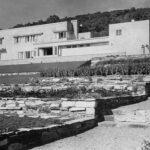Originalaufnahme der Villa Gans, Kronberg, 1930er (Digitale Reproduktion: Arbeitsbereich Digitale Dokumentation)
