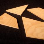 Dreieck und Quadrat (© Pädagogisches Landesinstitut Rheinland-Pfalz)