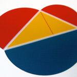 Pythagoras für Halbkreise (© Pädagogisches Landesinstitut Rheinland-Pfalz)