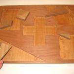 Kreuz-Puzzle (© Pädagogisches Landesinstitut Rheinland-Pfalz)
