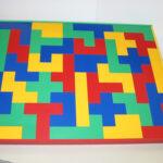 Vierfarben-Puzzle (© Pädagogisches Landesinstitut Rheinland-Pfalz)