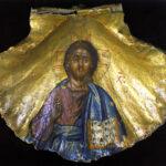 Muschelschale mit Christusdarstellung (Foto: Ursula Rudischer, Landesmuseum Mainz)