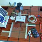 Solarzellen (Foto: Heike Funk, Lehrlabor Chemie)